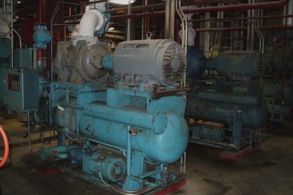 DSCF3725 Screw Compressor